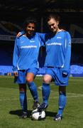 Лоуи Бэтли, фото 3. Lena Kaur & Loui Batley - Football Aid 21st May 2009, foto 3