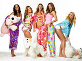 Victoria Secret Models Pyjama Party  -  UHQ X 1