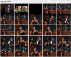 Sandra Bullock @ Late Late Show w/Craig Ferguson 2009-06-18