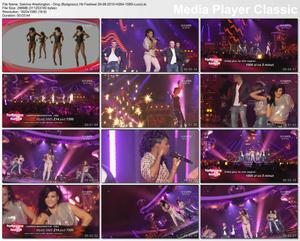 Sabrina Washington - Omg (Bydgoszcz Hit Festiwal 29-08-2010)-HD