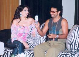 Haifa Wahby from the Arabic reality Show Al-Wadi. Foto 100 (Хайфа Уахби от реальности Арабская Показать аль-Вади. Фото 100)