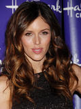 Kayla Ewell @ Hallmark Channels Winter TCA Press Tour | January 11 | 8 leggy pics