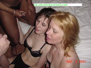 Nude redheads in high heels