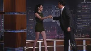 Kristen Stewart - Jimmy Kimmel Live (2011), 720p