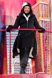 Ashanti @ the Macy's Thanksgiving Parade in New York City - November 27, 2008