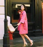 Camilla Belle As Mary Tyler Moore For Glamour Magazine's American Icons Photoshoot